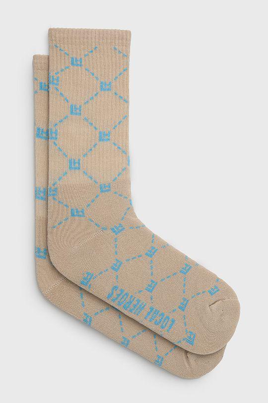 béžová Local Heroes - Ponožky Dámský