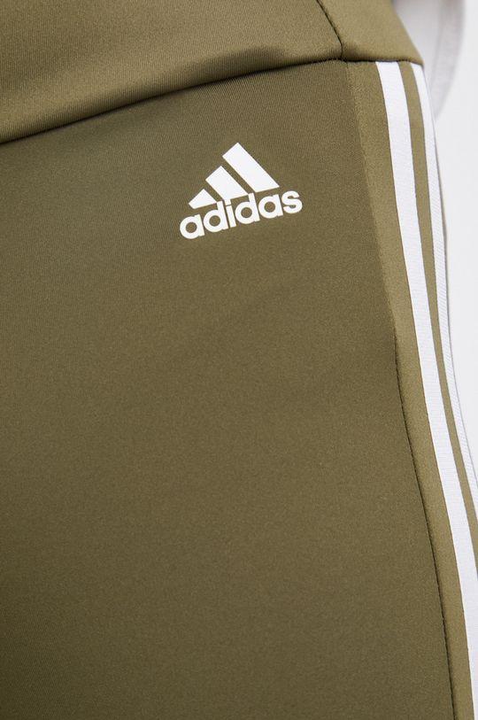 militarny Adidas - Legginsy