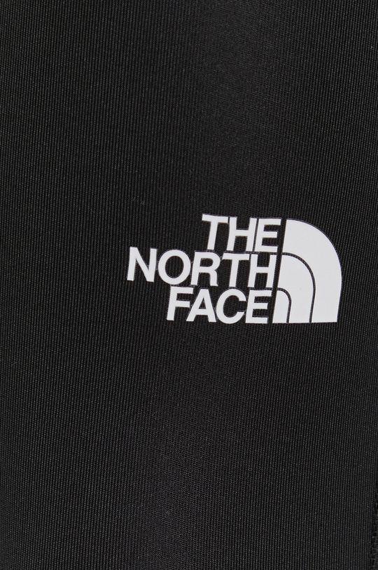 czarny The North Face - Legginsy