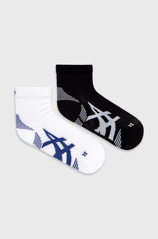 bílá Asics - Ponožky (2-pack) Dámský