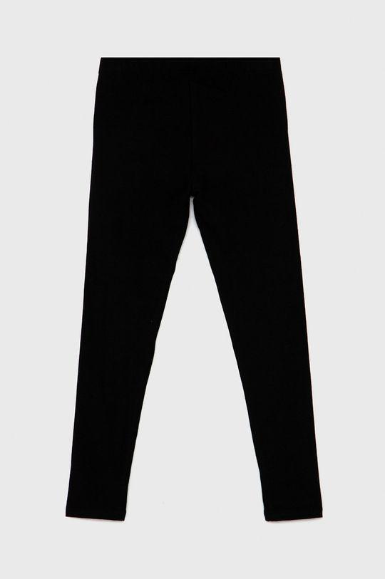 Guess - Dětské legíny černá
