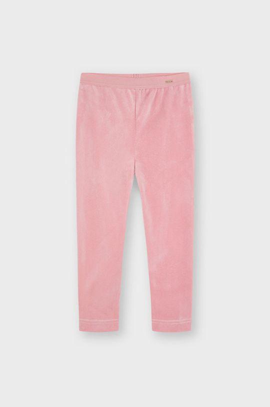 Mayoral - Legginsy dziecięce różowy