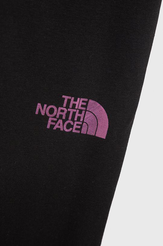 The North Face - Legginsy dziecięce 95 % Bawełna, 5 % Elastan