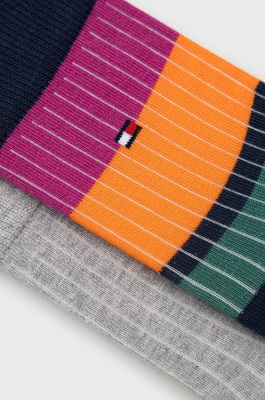 Tommy Hilfiger - Sosete copii (2-pack) multicolor