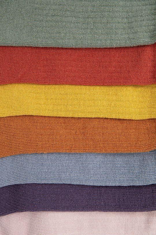 multicolor GAP - Skarpetki dziecięce (7-pack)