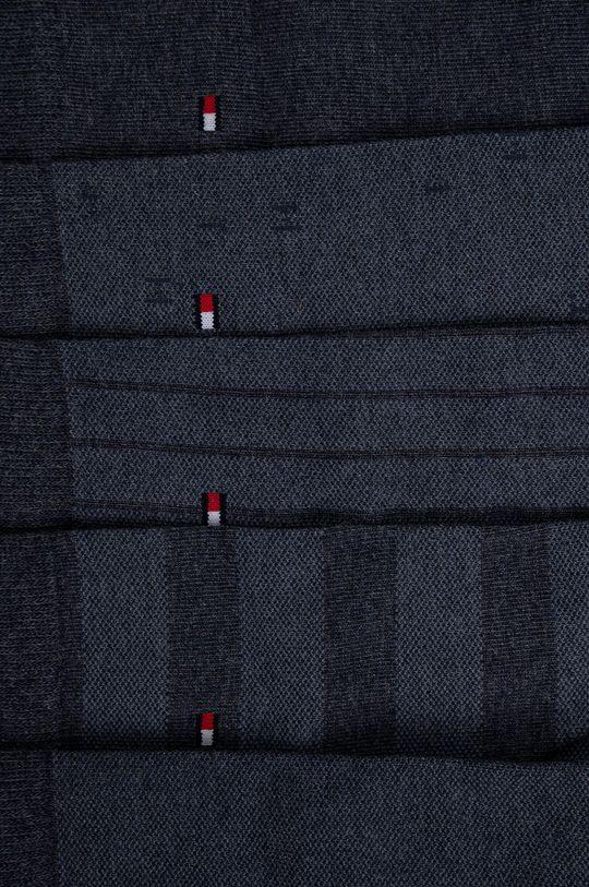 Tommy Hilfiger - Ponožky (5-pack) modrá