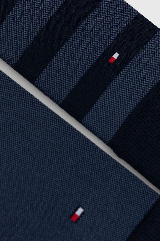 Tommy Hilfiger - Ponožky (5-pack) námořnická modř