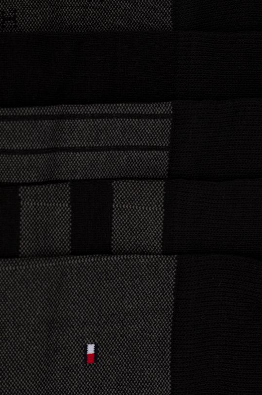 Tommy Hilfiger - Ponožky (5-pack) černá