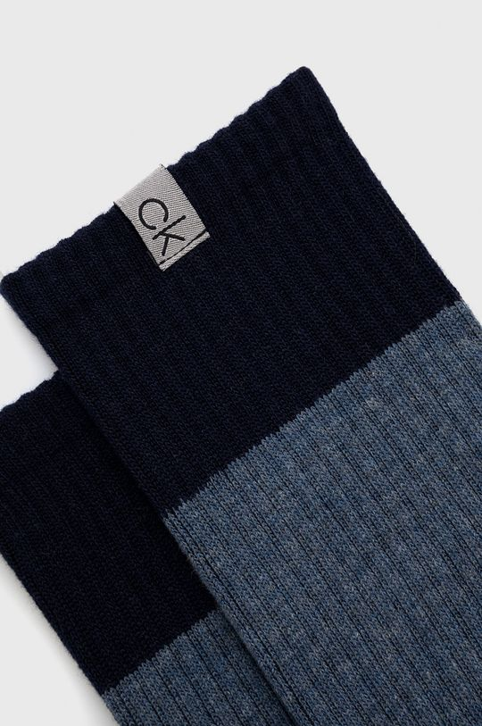 Calvin Klein - Ponožky námořnická modř