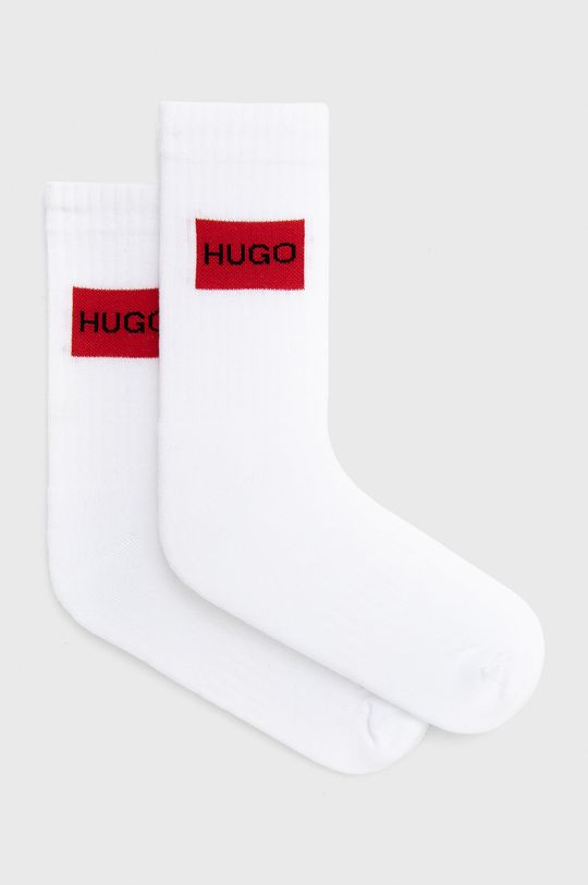 λευκό Hugo - Κάλτσες Ανδρικά