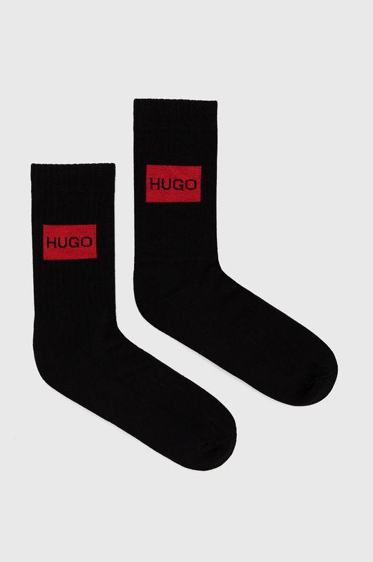 μαύρο Hugo - Κάλτσες Ανδρικά