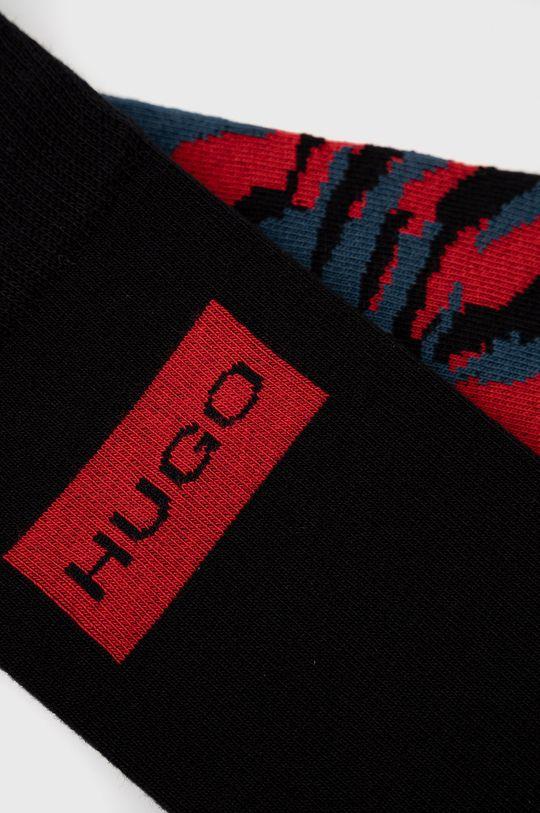 Hugo - Skarpetki (2-pack) multicolor