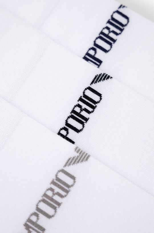 Emporio Armani Underwear - Skarpetki (3-pack) biały