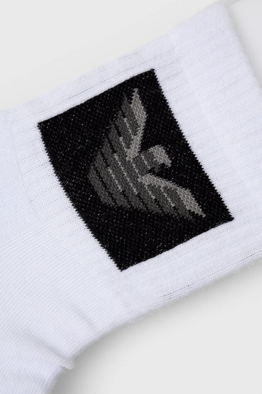 Emporio Armani Underwear - Κάλτσες (2-pack) λευκό