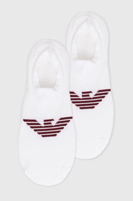 λευκό Emporio Armani Underwear - Κάλτσες Ανδρικά