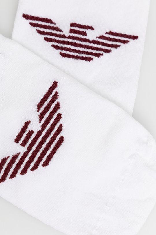 Emporio Armani Underwear - Κάλτσες λευκό