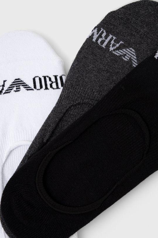 Emporio Armani Underwear - Κάλτσες (3-pack) μαύρο