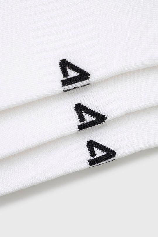 4F - Sosete (3-pack) alb