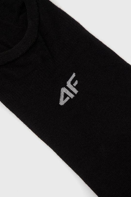 4F - Sosete (3-pack) negru