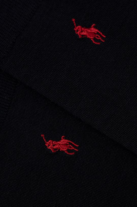 Polo Ralph Lauren - Skarpetki (2-pack) granatowy