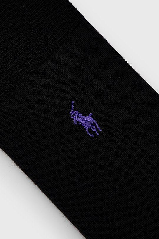 Polo Ralph Lauren - Skarpetki (2-pack) czarny