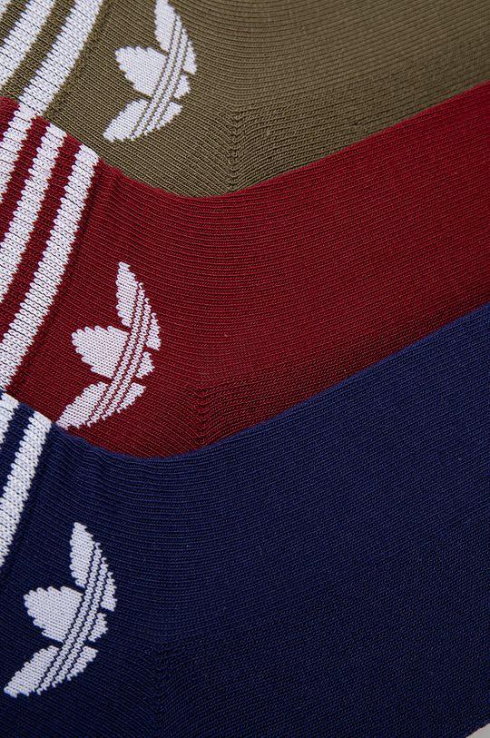 adidas Originals - Κάλτσες (3-pack) πολύχρωμο