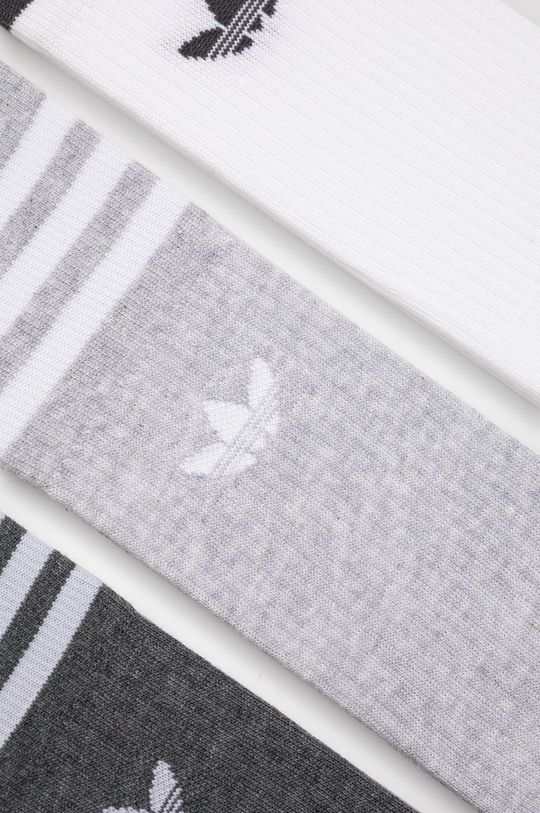 adidas Originals - Sosete (3-pack) gri