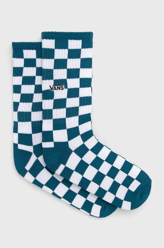 ocelová modrá Vans - Ponožky Pánský