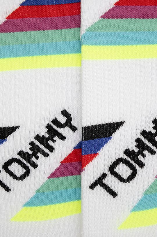 Tommy Jeans - Sosete alb