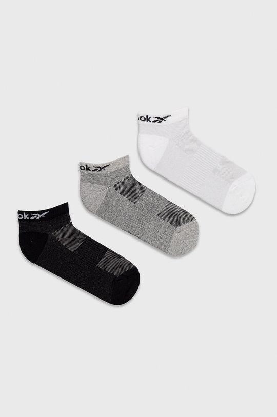 vícebarevná Reebok - Ponožky (3-pack) Unisex