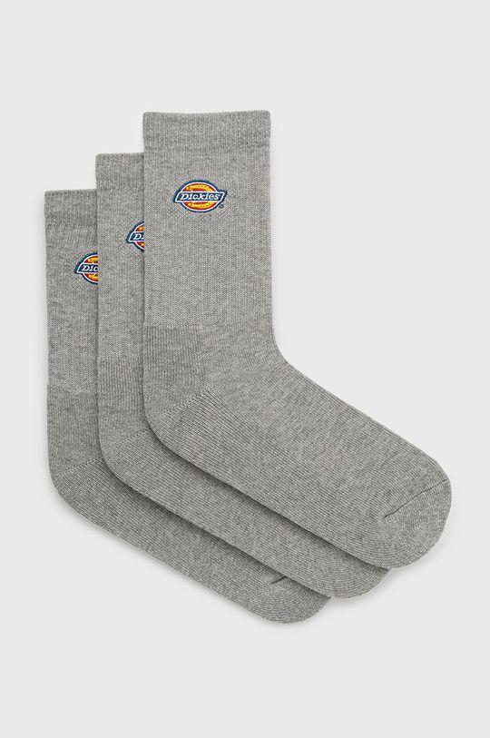 sivá Dickies - Ponožky (3-pak) Unisex