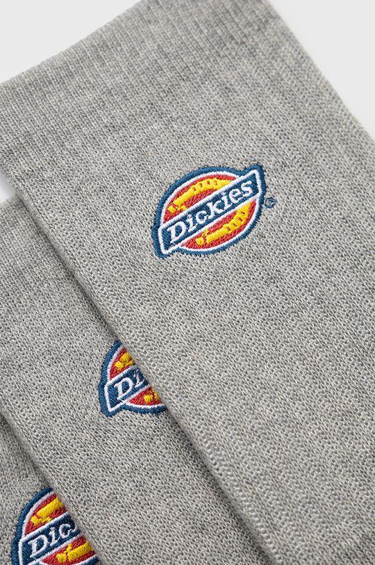 Dickies - Ponožky (3-pak) sivá