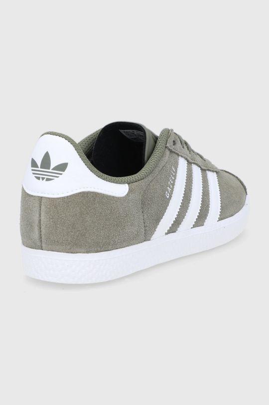 adidas Originals - Dětské boty Gazelle  Svršek: Umělá hmota, Semišová kůže Vnitřek: Textilní materiál Podrážka: Umělá hmota