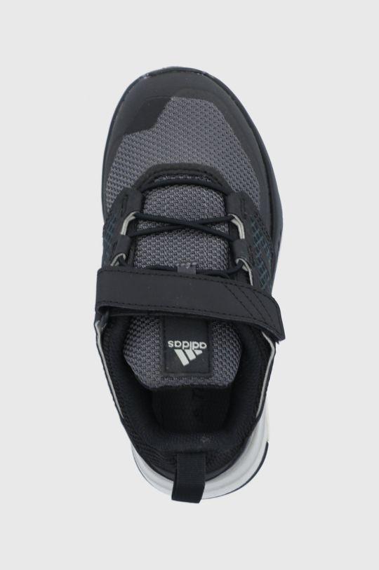 čierna adidas Performance - Detské topánky Terrex Trailmaker