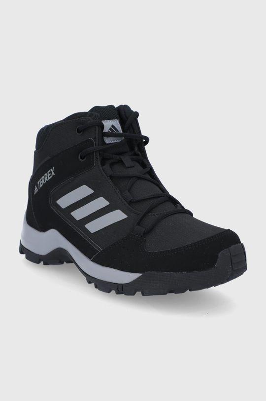 adidas Performance - Detské topánky Hyperhiker čierna