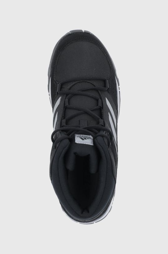 čierna adidas Performance - Detské topánky Hyperhiker