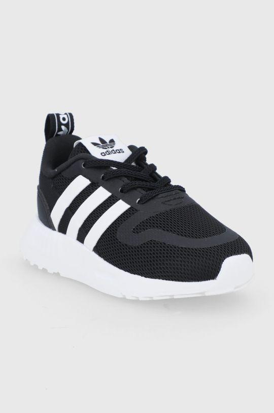 adidas Originals - Detské topánky Multix El I čierna