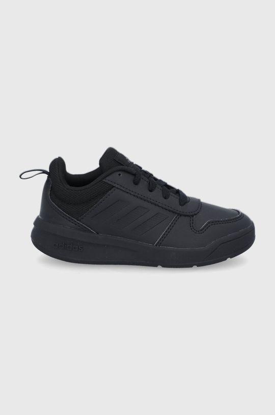 czarny adidas - Buty dziecięce Tensaur Chłopięcy