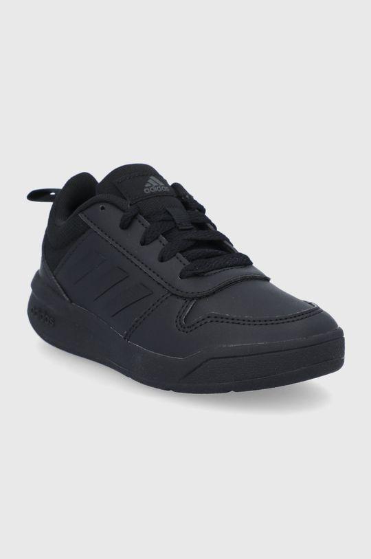 adidas - Buty dziecięce Tensaur czarny