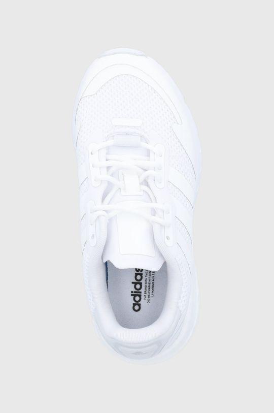 biały adidas Originals - Buty dziecięce ZX 1K Boost