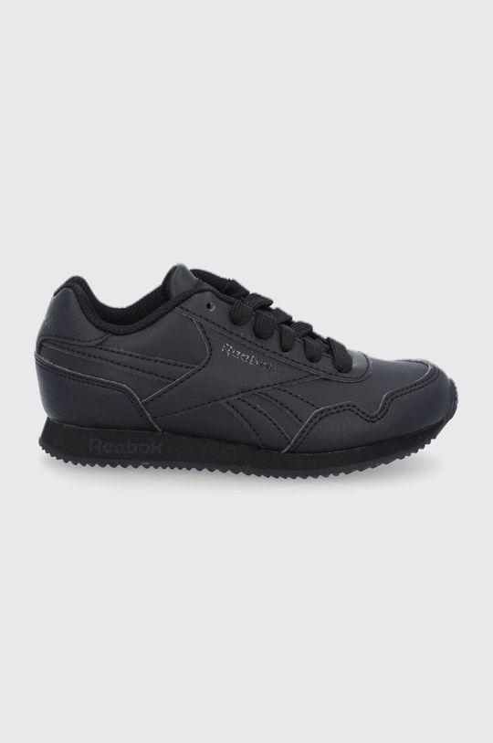 černá Reebok Classic - Dětské boty Royal CLJOG 3.0 Chlapecký