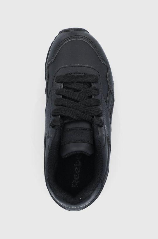 černá Reebok Classic - Dětské boty Royal CLJOG 3.0