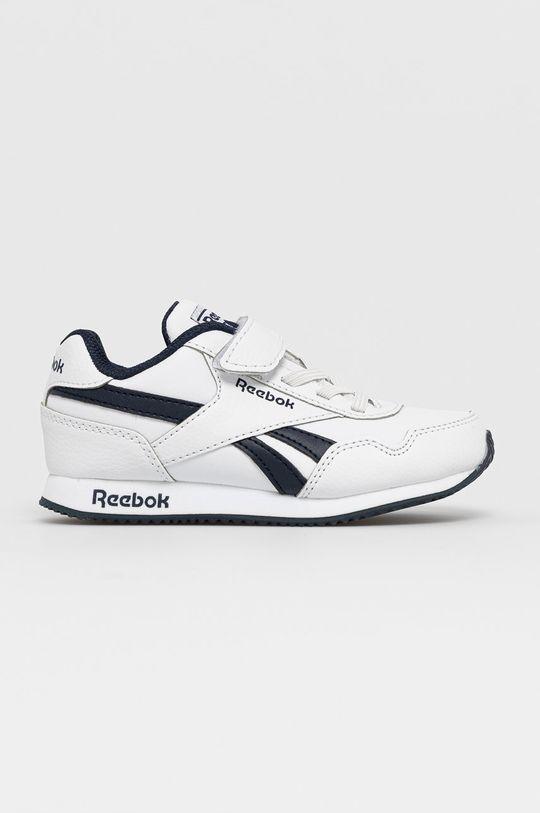 alb Reebok Classic - Pantofi copii ROYAL CLJOG 3.0 De băieți