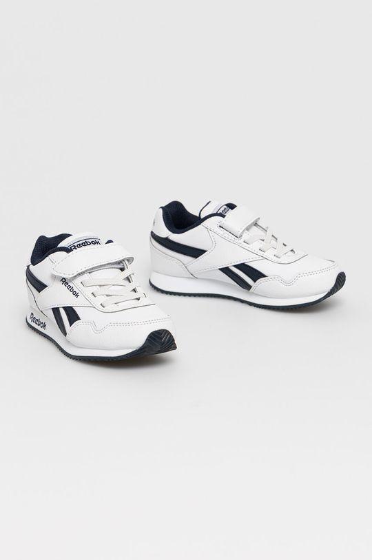 Reebok Classic - Pantofi copii ROYAL CLJOG 3.0 alb