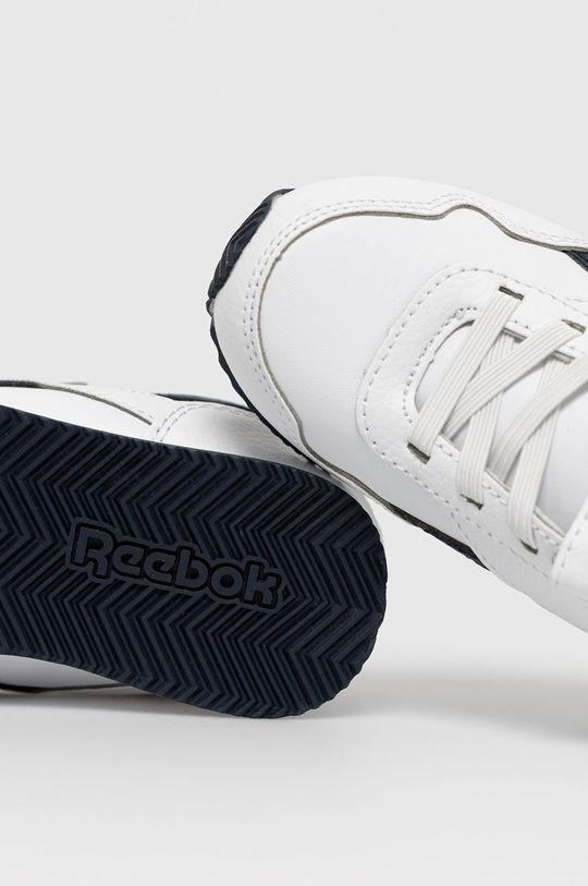 alb Reebok Classic - Pantofi copii ROYAL CLJOG 3.0