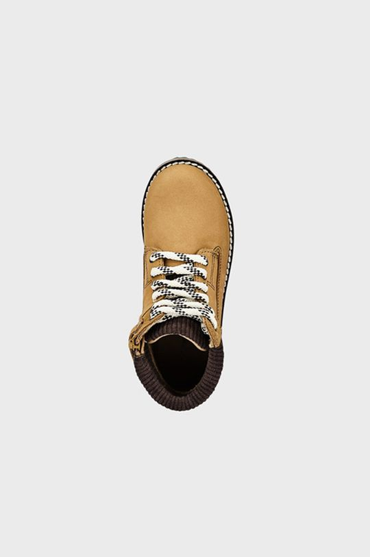 Mayoral - Pantofi din piele intoarsa pentru copii  Gamba: Piele naturala Interiorul: Material textil, Piele naturala Talpa: Material sintetic