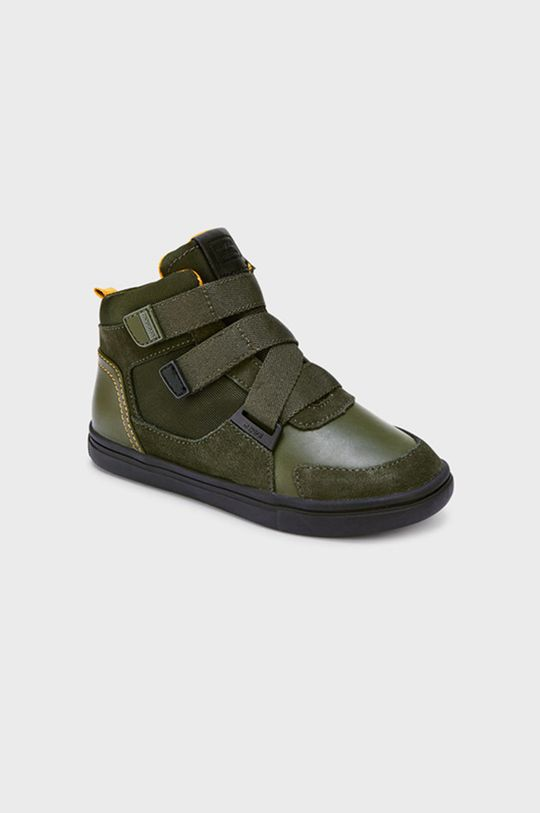 verde maro Mayoral - Pantofi copii De băieți