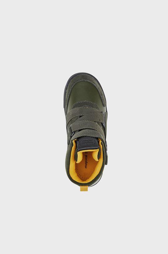 Mayoral - Pantofi copii  Gamba: Material textil, Piele naturala Interiorul: Material textil Talpa: Material sintetic