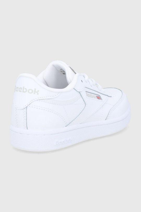 Reebok Classic - Detské kožené topánky Club C  Zvršok: Prírodná koža Vnútro: Textil Podrážka: Syntetická látka