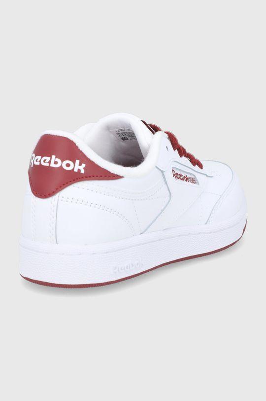Reebok Classic - Dětské kožené boty Club C  Svršek: Přírodní kůže Vnitřek: Textilní materiál Podrážka: Umělá hmota